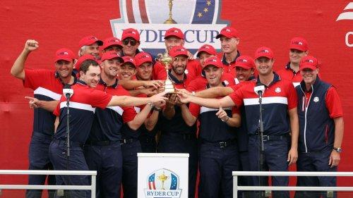 US-Golfstars triumphieren gegen chancenlose Europäer