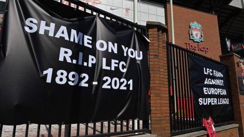 Beim FC Liverpool wenden sich die Fans bereits ab