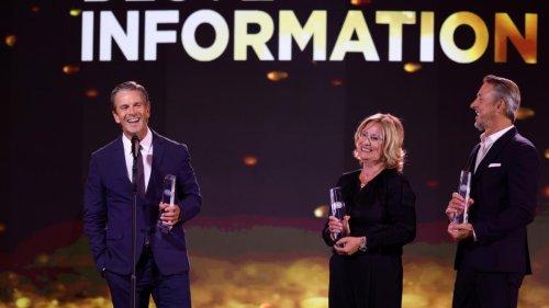 Markus Lanz gewinnt Deutschen Fernsehpreis – und widmet ihn seiner Mutter