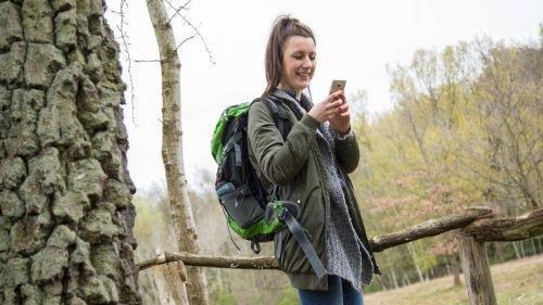 Wanderung planen mit dem Smartphone – zwei Apps überzeugten die Warentester