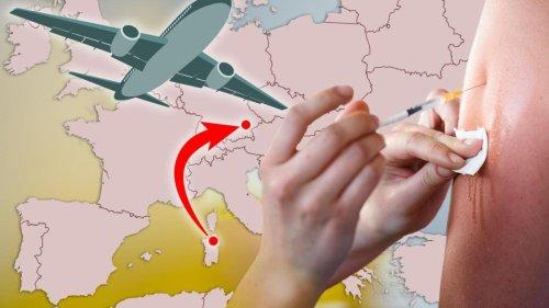Razzia nach Impfung von 120 Hotel-Mitarbeitern aus Italien
