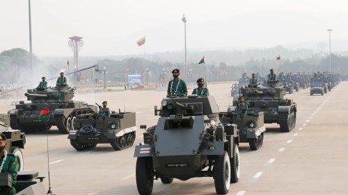 EU beschließt neue Sanktionen gegen Myanmars Militär