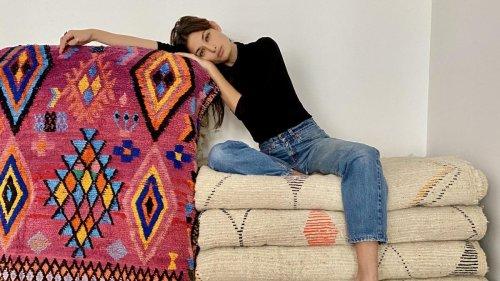 So erkennt man hochwertige Berberteppiche und pflegt sie richtig