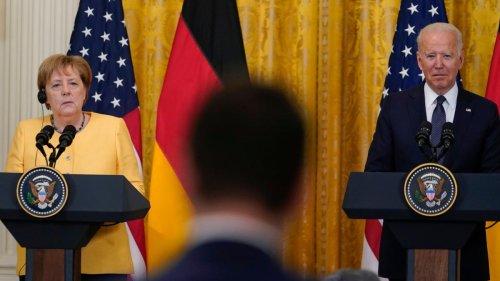 Auch in Washington ist die deutsche Flut omnipräsent
