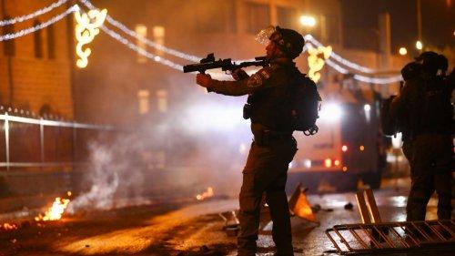 Erneut Ausschreitungen in Jerusalem – mehr als 90 Verletzte
