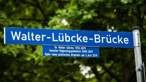 Kassel benennt Brücke nach Walter Lübcke