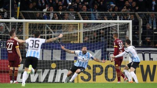 DFB-Pokal – Die Highlights aller Dienstagsspiele im Video