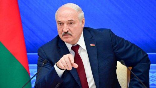Jetzt sperrt Lukaschenko seine Sportler ein