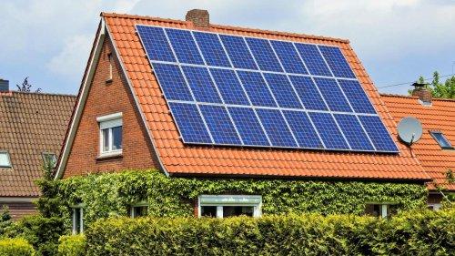 Regierung plant ab nächstem Jahr eine Pflicht für Solardächer bei Neubauten