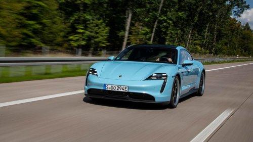 Tesa statt Tesla – Porsche baut den Taycan ab sofort mit Klebepads