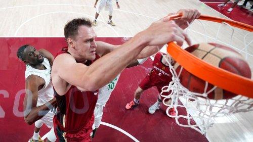 Deutsche Basketballer bezwingen Nigerias Dream Team