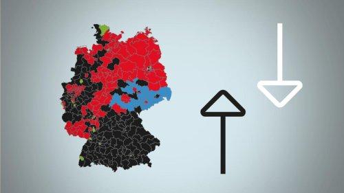 Alle Ergebnisse und Sieger im Wahlkreis Märkischer Kreis II
