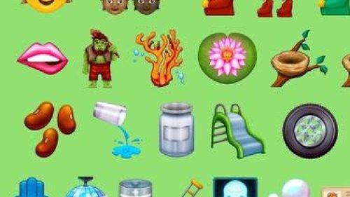 Schwangerer Mann, Disco-Kugel, Troll – das sind die neuen Emojis