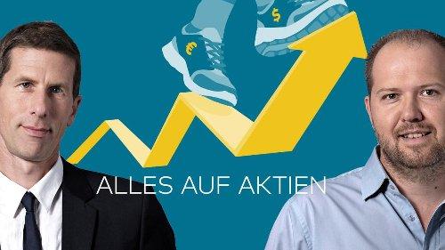 Das Crash-Problem von Dirk Müller und Aktien, die immer steigen