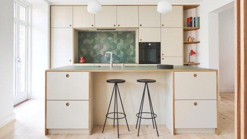 Wie aus einer Ikea-Küche ein Designer-Traum wird