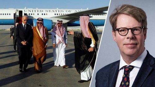 Joe Biden desavouiert Riad