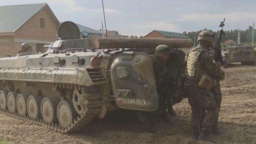 Mit Panzern und Helikoptern – Hier proben Soldaten den Ernstfall