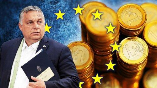 """""""Das Geld gehört uns"""" – Ungarns Kampfansage an Brüssel"""