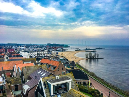 Das IJsselmeer – die 5 schönsten Orte am großen See