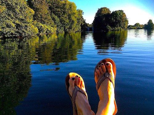 Wasservergnügen in NRW – Rafting, Ruderpartien Hausboottouren