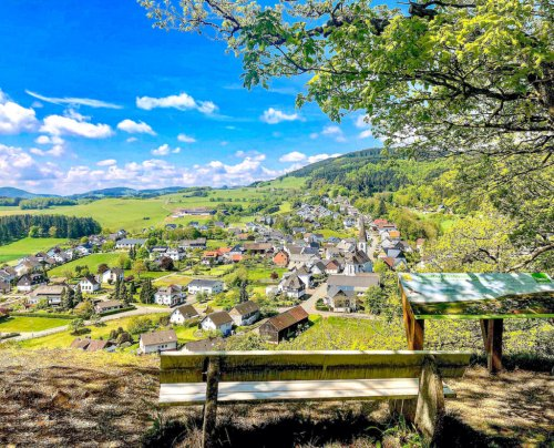 Geheimtipp Sauerland – Dorfschönheit Düdinghausen