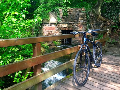 Der Erft-Radweg – dem Fluss so nah