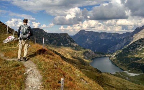 Top Five: Meine fünf schönsten Wanderungen in den Alpen