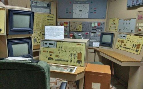 Ukraine: Auf Besuch in der sowjetischen Atomraketenbasis