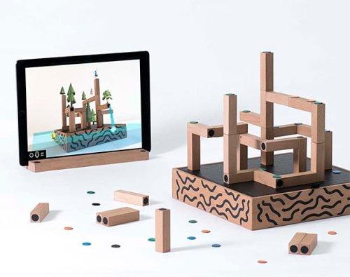 KOSKI Augmented Reality Building Block Game