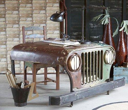 Canett Jeep Desk