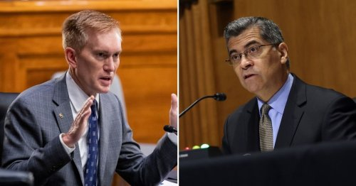 Watch: GOP Sen Presses Becerra Why 'Mother' Replaced with Term 'Birthing Person' in Biden Budget