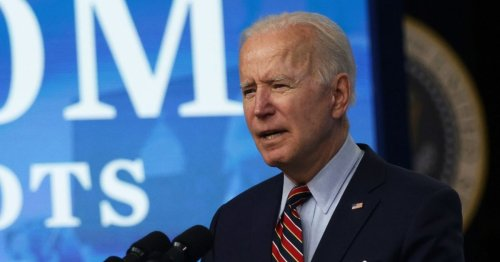 Biden Promotes Infrastructure Plan by Touring Company His Energy Sec Owns Up to $5 Million in Stock In