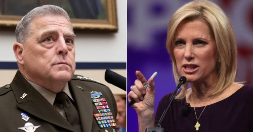 Laura Ingraham: Defund the Military Until Critical Race Theory Is Eradicated from It