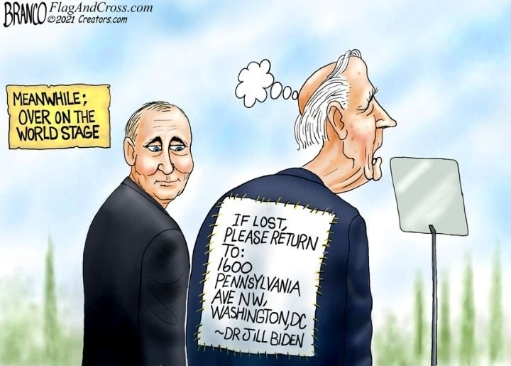 Conservative Cartoons - cover