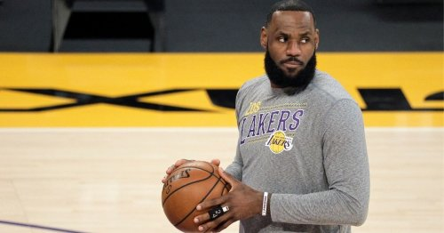 Report: LeBron James Has Opted Out of Representing the United States at the Olympics Yet Again