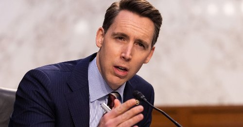 Sen. Hawley Proposes Solution to Crime Wave Sure to Infuriate Libs: Hire 100,000 New Cops