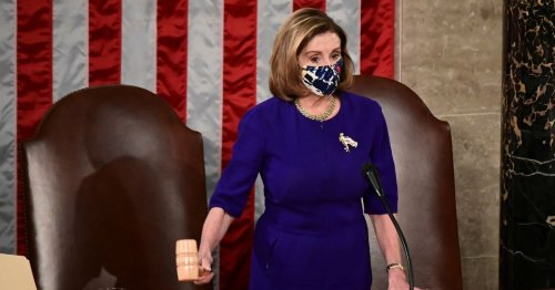 GOP Campaign Arm Reports Record Fundraising: We're Taking Back the House in 2022, Firing Pelosi