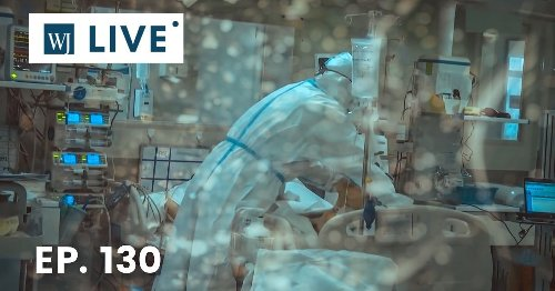 'WJ Live': COVID UPDATE - We May Get Banned, But You Need to Know About This Potential Cure
