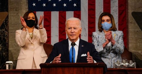 Biden Opened His Speech Bragging About COVID Vaccination Rates, But Left Out Trump's Foundational Role