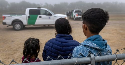 January to March Sees 900% Increase in Migrant Children Reported in Mexico on Way to US