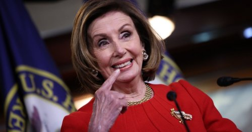 In Response to Possibility of Being Denied Communion, Pelosi Implies She's God
