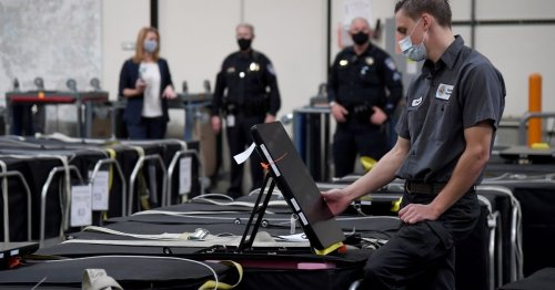 New Hampshire Governor Declares Voting Machine Audit Imminent