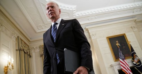 'Most Incompetent Approach Yet': Police Union Head Rips Into Biden's Strategy to Fight Gun Crime