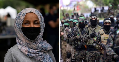 Hamas Posts Statement on Ilhan Omar, Terror Group 'Highly Appreciates' Her Position on Palestine