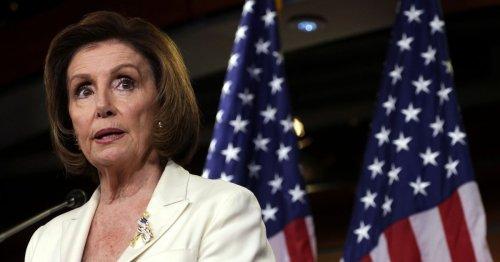Pelosi Lies About Cause of Jan. 6, Blames 'White Supremacy, Anti-Semitism, Islamophobia'