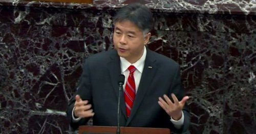 Ted Lieu Voices Support for Major Catholic Church Sins, Dares Church to Deny Him Communion
