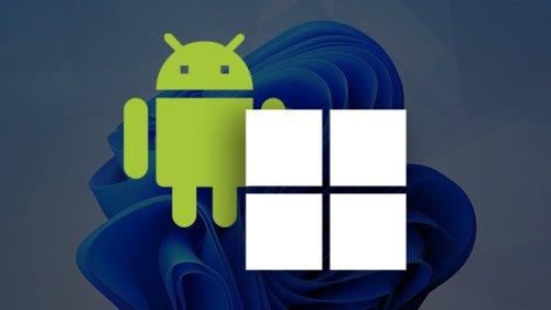 Windows 11: Play Store auf dem Android-Subsystem installiert