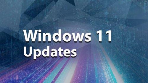 Windows 11: Erstes optionales Update ist da, fixt AMD-Leistungs-Bug