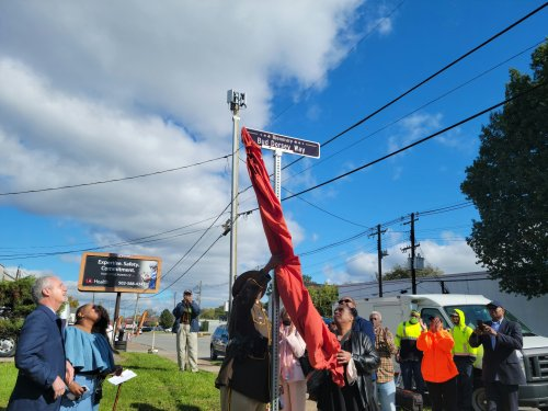 New street name honors late Louisville photojournalist Charles 'Bud' Dorsey