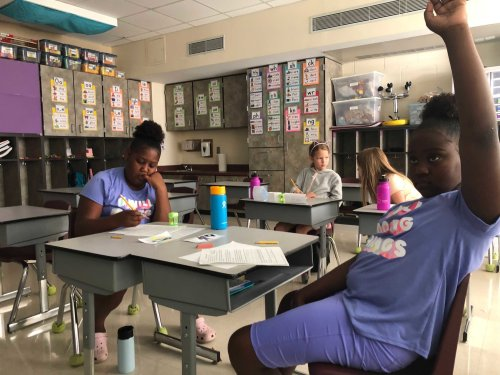 This Summer, Every JCPS Student Is 'Gifted And Talented' – 89.3 WFPL News Louisville